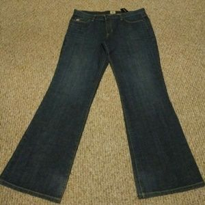 WOMEN'S NEW GENUINE X2 EXPRESS BOOT CUT JEANS